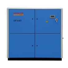 45 kW / 60 PS August Stationärer luftgekühlter Schraubenkompressor