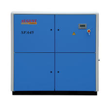 45kw/60HP August Stationary Air Cooled Screw Compressor
