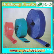 PVC layflat hose pipe for water irrigation