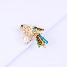 Korean Brooch Popular New Bird Sparrow Swallow Brooch