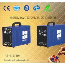 MMA/TIG/Cut Plasma Cutting Machine (CT-312/416)