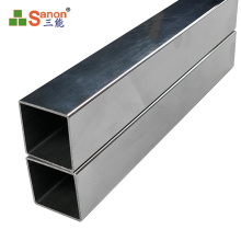 ss316L stainless steel SS304 rectangular square pipes tubing