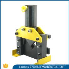 Factory Supplier Hydraulic Tools Copper Plating Metal Cnc V Machine Busbar Cutting Bending Punching