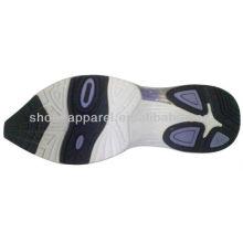 2013 soles para correr al aire libre para la fabricación de calzado