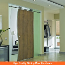 Matériel de portes en bois coulissant métallique raisonnable et acceptable