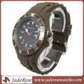 New Fashion Alloy Case Watch Silicon, Silicon Hand Watch