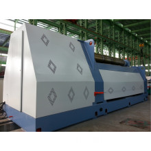 W12-25X3000 Four-Roller Plate Bending Machine
