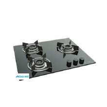 Glen Auto Ignition Glass Hob