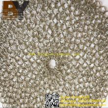 Depurador de olla de cadena de hierro de limpieza de cadena de hierro fundido