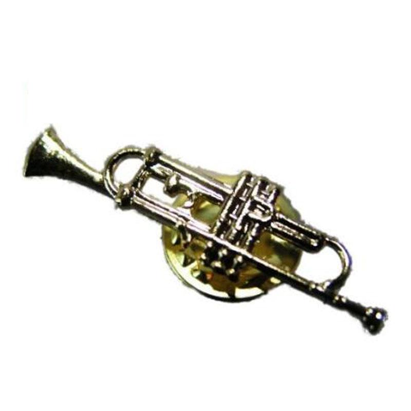 Trumpet Lapel Pins
