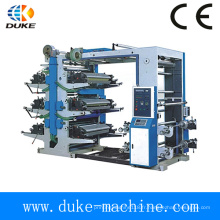 Hot Selling Six Color Flexo Printing Machine (YT-6-800)