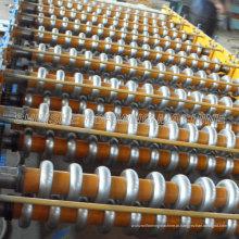 Máquinas de fabricação de folha de Metal sinusoidal
