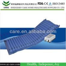 Matelas de lit d'hôpital à pression alternative médicale à faible perte d'air