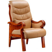 Beige Conference Board Room Chair Office Furniture Description (FOHF-03#)