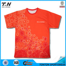Hot Selling Custom Full Print Golf T-Shirts