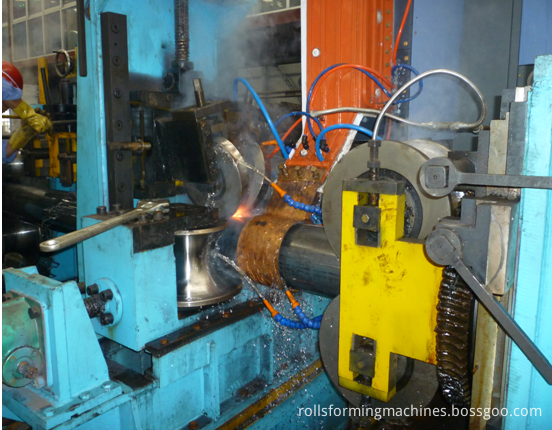 welded system