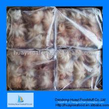 Fournisseur de pate de bébé nettoyé IQF de fruits de mer
