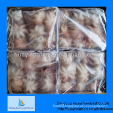 Seafood IQF cleaned baby octopus supplier