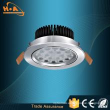 Lámpara grande del techo de la luz de poder del proveedor 18W / 24W LED de China