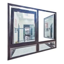 Modern design aluminum europe window