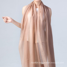 Exquisite ultrathin candy color cashmere scarf