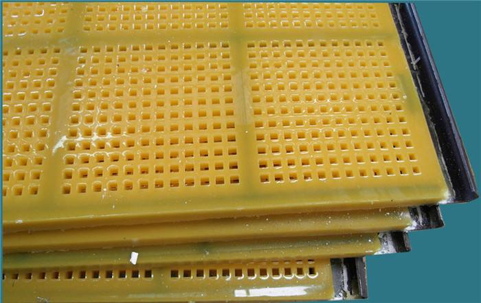 Polyurethane/PU Screen Mesh for Vibtation Screen​