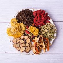 Großhandel Tee mit Geißblatt und Chrysanthemen