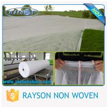 tela no tejida de la protección contra heladas de la agricultura para la planta