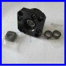Unidad de apoyo de tornillo de bola de estilo de brida de precisión FK10