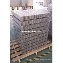 Núcleo de Aluminio de Intercambiador de Calor