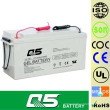 12V150AH Batería de energía eólica Batería GEL Productos estándar