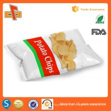 Alta qualidade de banana chips alimentares embalagem saco / snacks