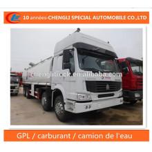Camion Citerne De Carburant Reservoir D′huile