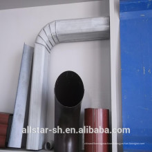 tuyau de descente de pluie et de tubes soudés profileuse