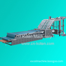 Automatic Flute Laminating Machine with Feeder