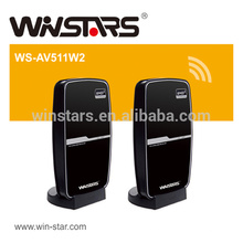 Wireless 5G HDMI AV Kit (WHDI) поддерживает сигналы Full HD 1080p и расширяет сигналы HDMI или DVI вверх