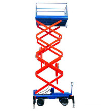 Hydraulic Electric Scissor Lift Up To 13M