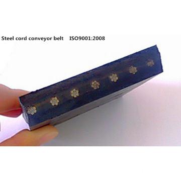 ST4500 Steel Cord Conveyor Belt High Tensile Strength
