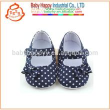 Niñas Dream zapatos de vestir dulce bebé algodón zapatos MOQ300