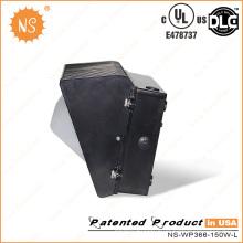 IP65 Водонепроницаемый 5 лет гарантии 150W светодиодный настенный светильник
