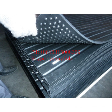 Bubble Top 100% Rubber Stable Matting, Equine Rubber Mat