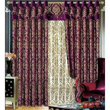 Los últimos diseños de la cortina 2015 y la cortina caliente de la tela del diseño de la fantasía de la venta caliente