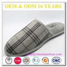 Moda de alta qualidade popular lavável mens chinelo chinelo design