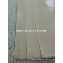 China mercado atacado poliéster anti-estático Teflon tecido revestido