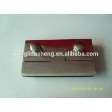 Herstellung von fein verarbeiteten verschiedenen Stil Metallbeutel Twist Lock