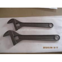 Moulage de précision en acier de haute qualité pour pièces de rechange / fonderie Moulé de précision pour pièce de rechange