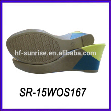 lady women shoe sole shoe sole material wedge sole