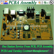 customized gps pcba assembly supply ems service consumer electronic pcba