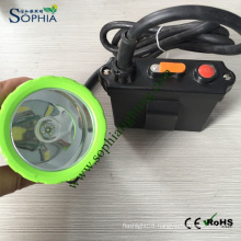 10W CREE LED Safety Headlamp, Safety Cap Lamp