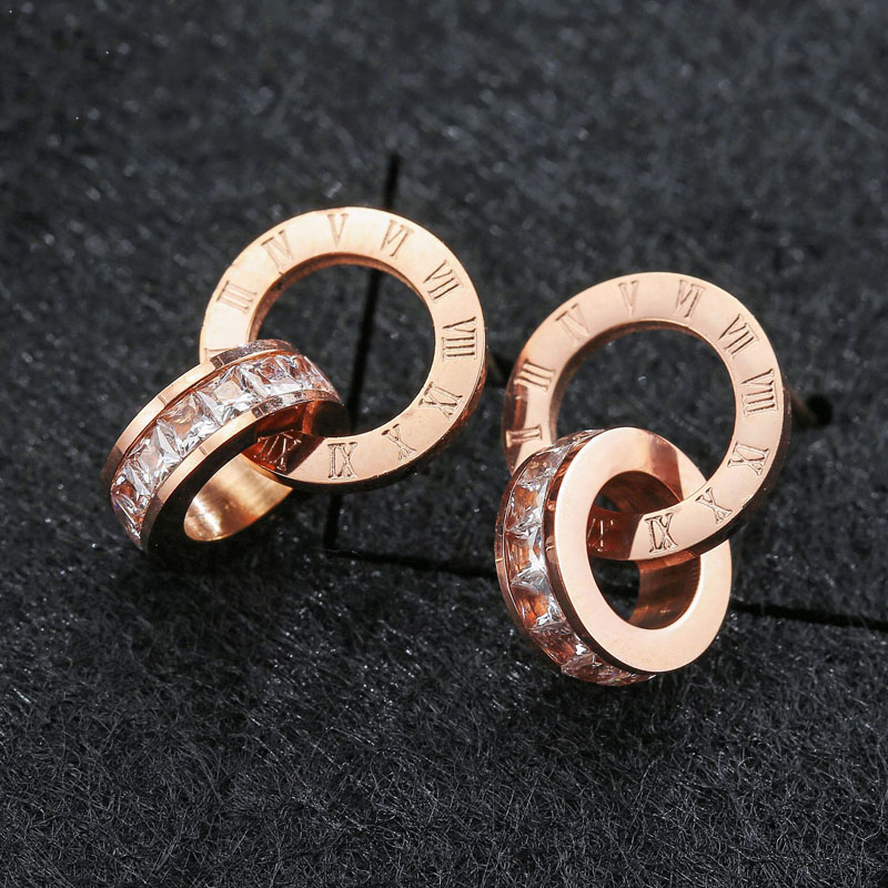 Fashion Earrings Wholesale